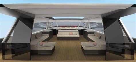 yacht de luxe interieur yacht maori 78