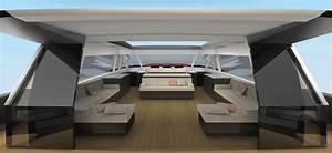 Yacht De Luxe Interieur : yacht maori 78 blackmail ~ Dallasstarsshop.com Idées de Décoration
