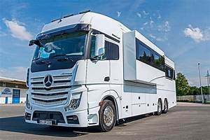 Luxus Wohnmobile Aus Deutschland Bilder Autobildde