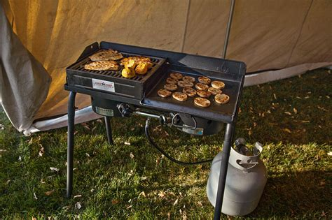 Camp Chef Bb100l Barbecue Box With Lid Fits 14