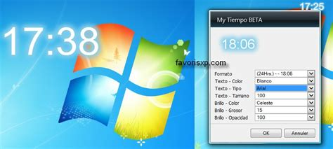 gadget de bureau windows 7 chrono gadget windows 7