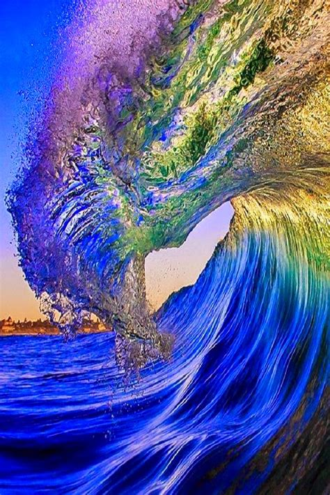 Beautiful Wave Nature Pinterest Ocean Water And Surf