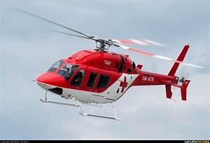 OM-ATR - Air Transport Europe Bell 429 at Hradec Králové ...