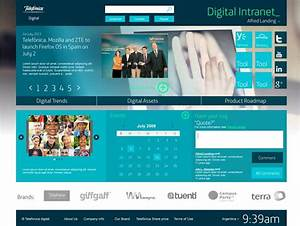 24 best corporate intranet ideas and inspirations images With intranet portal design templates
