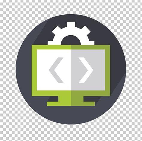 library  web developer logo clip royalty  library
