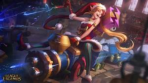 Ambitious Elf Jinx | LoL Wallpapers