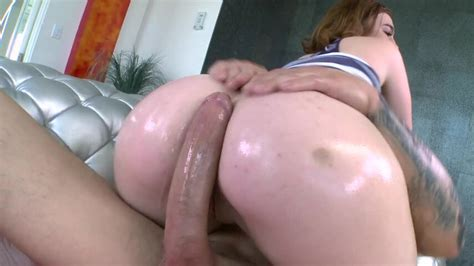 Redhead With A Big Ass Is In Need Of A Cock In Her Tight