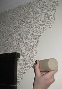 Ideen Für Kinderzimmer Wandgestaltung : coole wand streichen ideen und techniken f r kreative ~ Lizthompson.info Haus und Dekorationen