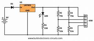 Mini Usb Charging Diagram