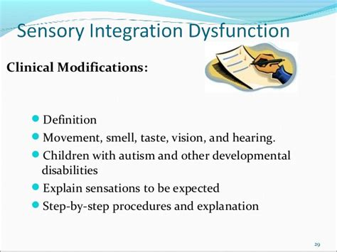 Modification Definition And Exles by Treatment Modification For Treating Special Needs Patients