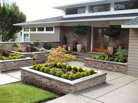 front yard landscaping ideas  garden designs