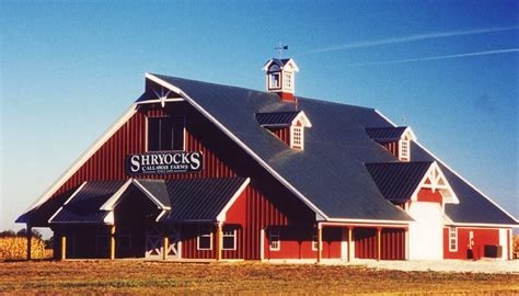 custom farm  ranch pole barns  colorado