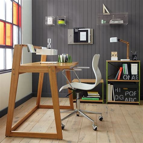 d馗oration bureau design bureau à domicile moderne aménagement et décoration
