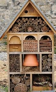 Fabriquer Un Hotel A Insecte : pourquoi et comment fabriquer un h tel insectes blog ~ Melissatoandfro.com Idées de Décoration
