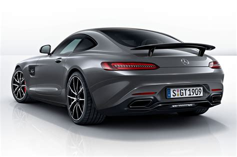 2018 Mercedes Amg Gt Kicks Off With Edition 1 Model