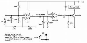 Ac Line Current Detector Circuit Schematic Diagram