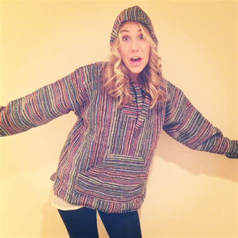 hippie sweaters what did hippies wear baja hoodie