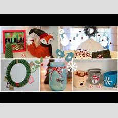 Diy Holiday Room Decorations + Easy Ways To Decorate