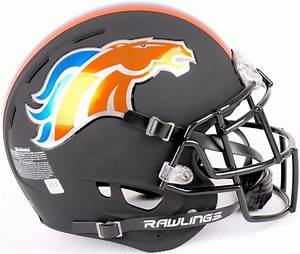 denver broncos helmet decals online sports memorabilia With best brand of paint for kitchen cabinets with denver broncos wall art
