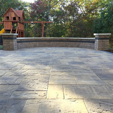 pavers prices patio pavers prices home design ideas and pictures