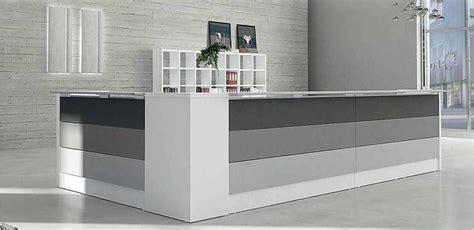 mobili  ufficio bancone reception angolare  postazioni