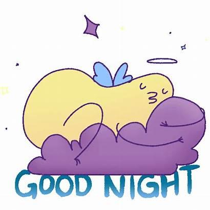 Clipart Bedtime Night Dreaming Goodnight Vertudaches Lisa