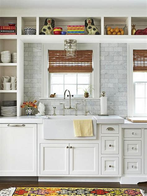 cabinets  kitchen sink transitional kitchen hgtv