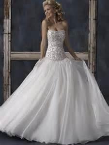 Cute Ball Gown Wedding Dress