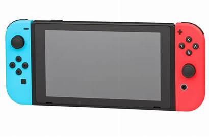 Nintendo Switch Transparent Handheld Console Vhv Rs