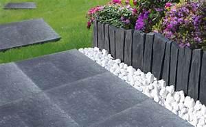 Bordure De Jardin Metal : bordure jardin moderne plantes pour jardin moderne ~ Dailycaller-alerts.com Idées de Décoration