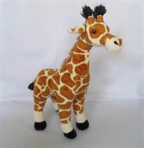 Stuffed Giraffe Plush Toy