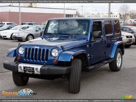 jeep dark blue blue jeep wrangler unlimited autos post