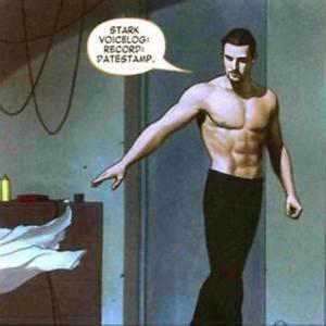 Is Tony Stark Buff? - Iron Man - Comic Vine