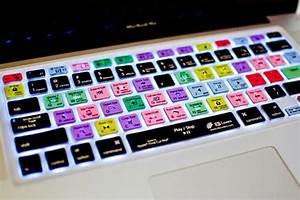 Colorful Shortcut Keyboard Skins Not Only for Designer ...