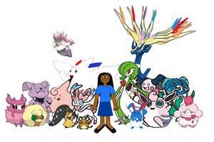 fairy type pokemon images