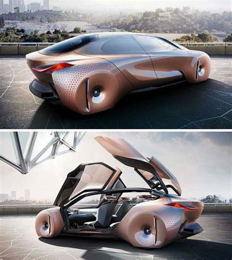 Car Names by Bmw S Concept Car Is A Shape Shifting Danger Sensing