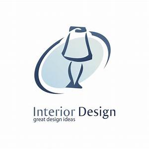 Logos of interior design companies
