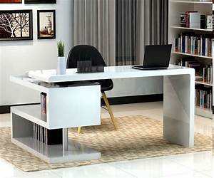 Cool Contemporary Home Office Furniture As Comfortable Office