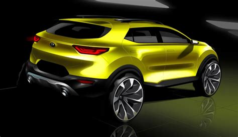 crossover cars 2018 2018 kia stonic crossover to debut in july the torque report