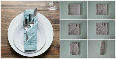 ways  fold napkins napkin folding napkins paper napkin folding