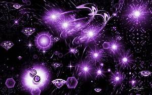 Purple And Black Wallpapers - Wallpaper Cave