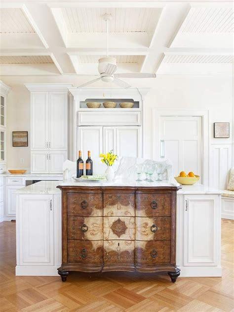 vintage wooden kitchen island designs digsdigs