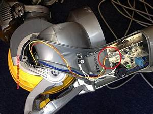 How To Replace The Motor On A Dyson Dc15
