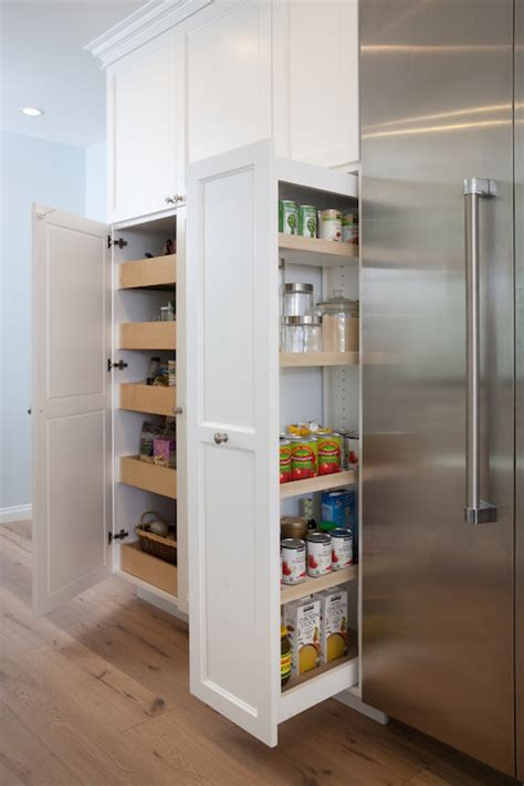 kitchen cabinet slide out kitchen cabinet with pull out pantry shelves ideas 5773