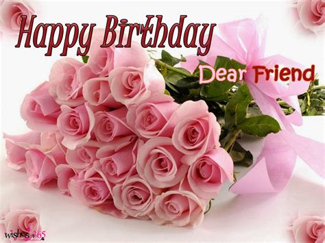 Happy Birthday Roses Poetry And Worldwide Wishes Happy Birthday Wishes For
