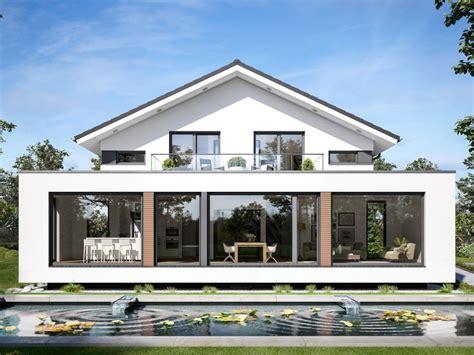 Moderne Häuser Mit Grossen Fenstern by Moderne Architektur Haus Concept M 210 Bien Zenker