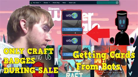 Maybe you would like to learn more about one of these? How To Use Trading Card Bots During Steam Winter Sale - YouTube