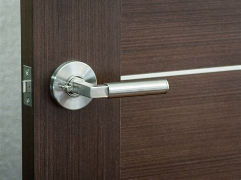 Granata Modern Door Lever Door Handle Privacy/passage