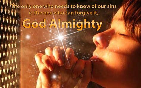 God Forgives All Sins