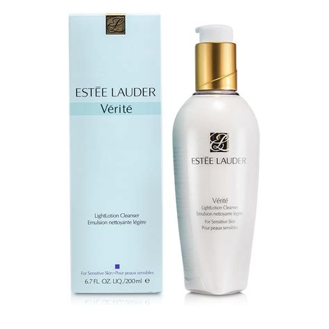 skin light lotion reviews estee lauder verite light lotion cleanser for sensitive